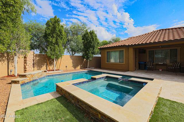 3990 E Yellowstone Place, Chandler, AZ 85249 (MLS #6303199) :: Elite Home Advisors