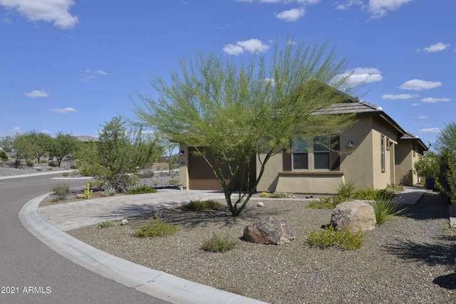 4475 Coverred Wagon Trail, Wickenburg, AZ 85390 (MLS #6303207) :: Yost Realty Group at RE/MAX Casa Grande