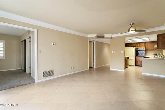 4141 N 31ST Street #115, Phoenix, AZ 85016 (MLS #6303215) :: Klaus Team Real Estate Solutions