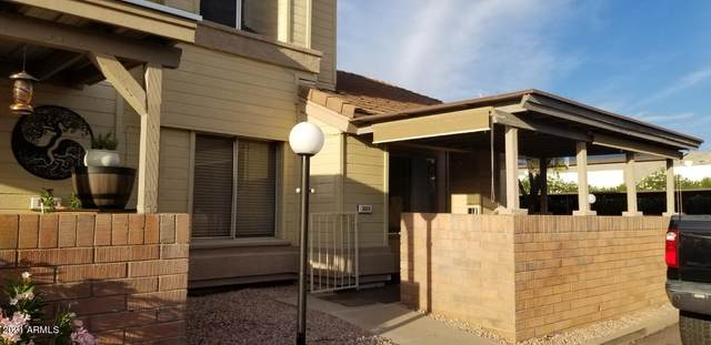 2201 N Comanche Drive #1059, Chandler, AZ 85224 (MLS #6303246) :: Zolin Group