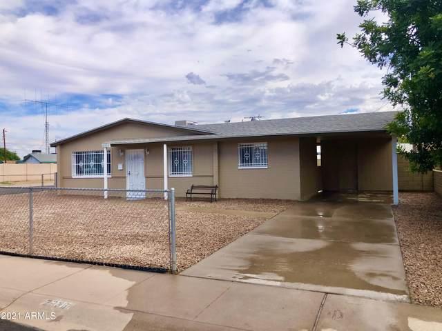 2535 N 48TH Drive, Phoenix, AZ 85035 (MLS #6303271) :: Elite Home Advisors
