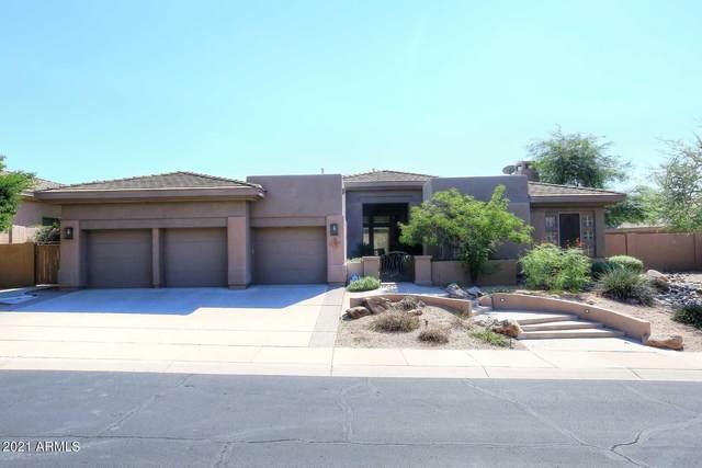 11047 E Verbena Lane, Scottsdale, AZ 85255 (MLS #6303277) :: RE/MAX Desert Showcase