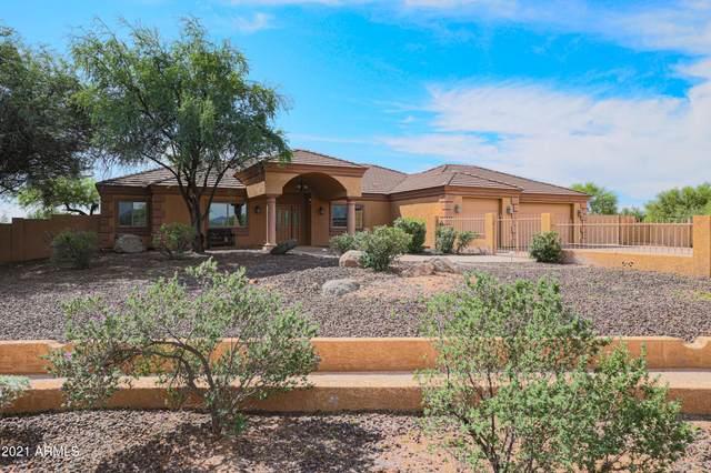 29533 N 154TH Street, Scottsdale, AZ 85262 (MLS #6303282) :: Elite Home Advisors