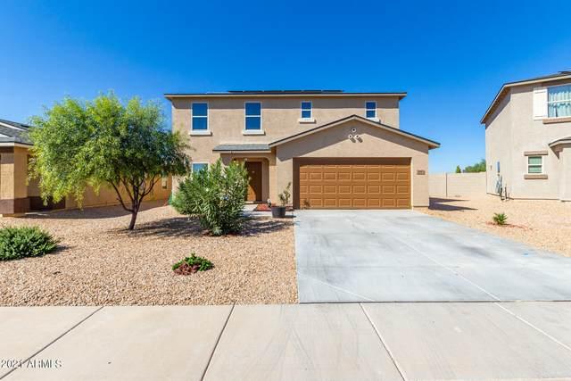 3893 N Ghost Creek Lane, Casa Grande, AZ 85122 (MLS #6303308) :: The Helping Hands Team