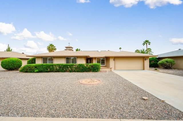 10021 W Burns Drive, Sun City, AZ 85351 (MLS #6303321) :: Elite Home Advisors