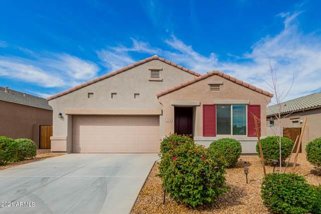 20176 N Jill Avenue, Maricopa, AZ 85138 (MLS #6303323) :: Klaus Team Real Estate Solutions