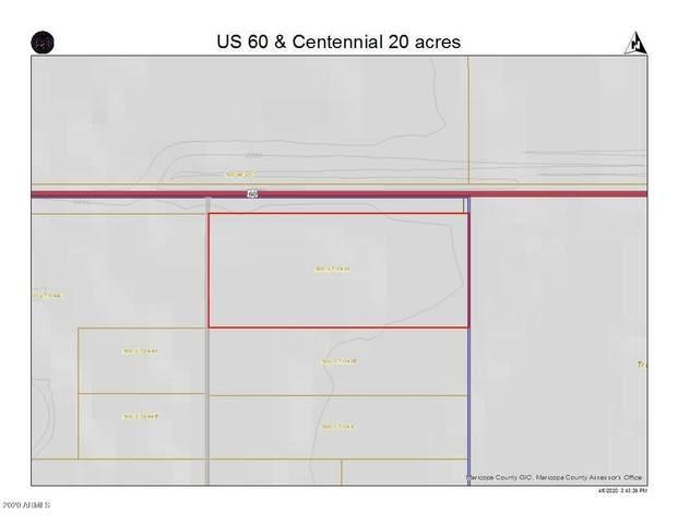 50000 appx N Centennial, Wickenburg, AZ 85390 (MLS #6303327) :: Long Realty West Valley