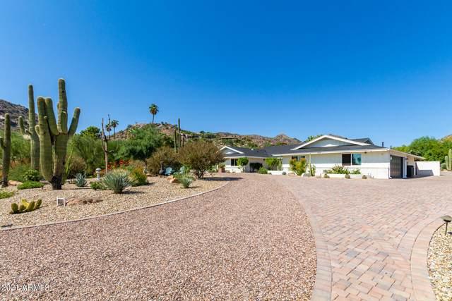 4530 E Indian Bend Road, Paradise Valley, AZ 85253 (MLS #6303363) :: The Luna Team