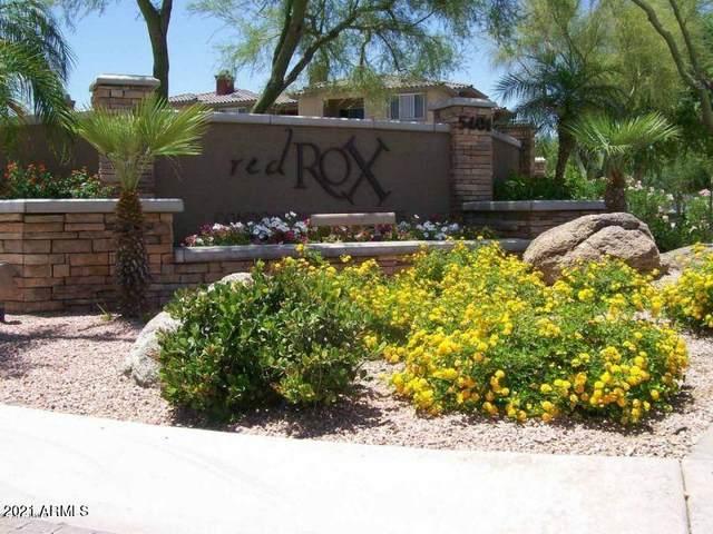 5401 E Van Buren Street #2038, Phoenix, AZ 85008 (MLS #6303368) :: Elite Home Advisors
