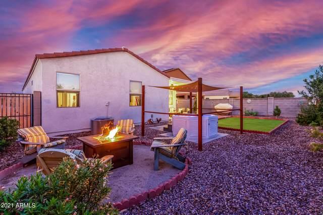 9551 E Silo Circle, Florence, AZ 85132 (MLS #6303371) :: Elite Home Advisors