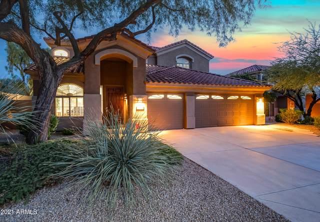10383 E Rosemary Lane, Scottsdale, AZ 85255 (MLS #6303372) :: Klaus Team Real Estate Solutions