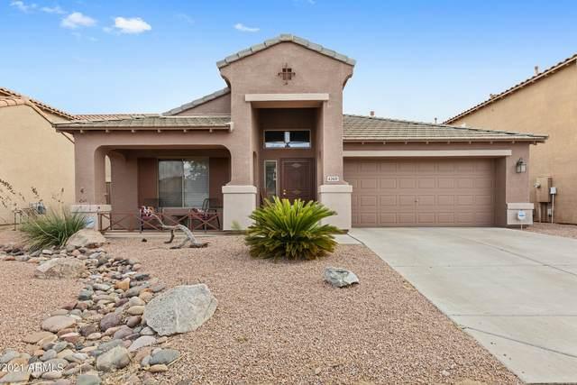 42601 W Oakland Drive, Maricopa, AZ 85138 (MLS #6303375) :: Klaus Team Real Estate Solutions