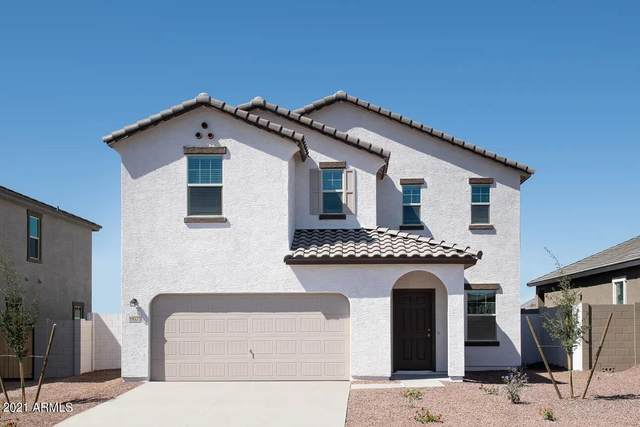 35534 W Santa Clara Avenue, Maricopa, AZ 85138 (MLS #6303390) :: The Luna Team