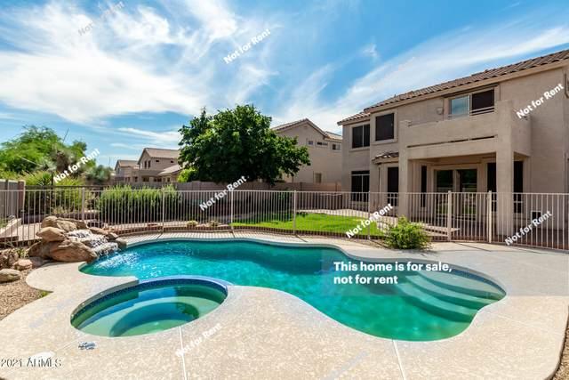 3055 N Red Mountain #191, Mesa, AZ 85207 (MLS #6303394) :: Elite Home Advisors