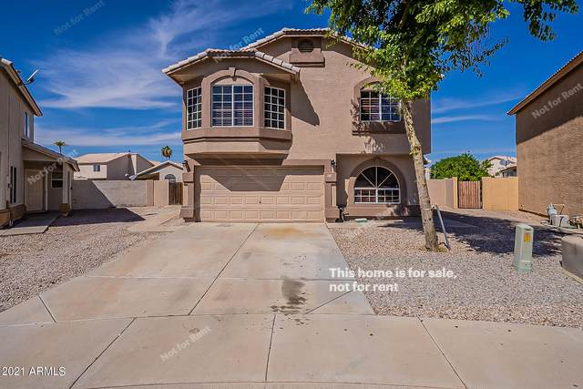 910 S Crossbow Court, Chandler, AZ 85225 (MLS #6303399) :: Yost Realty Group at RE/MAX Casa Grande