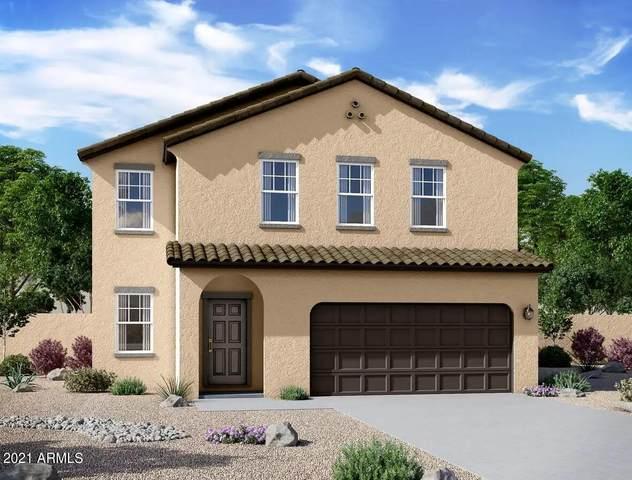 35507 W Santa Clara Avenue, Maricopa, AZ 85138 (MLS #6303403) :: The Luna Team