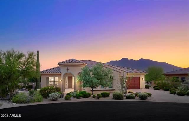 7787 E Verde Vista Trail, Carefree, AZ 85377 (MLS #6303412) :: Keller Williams Realty Phoenix