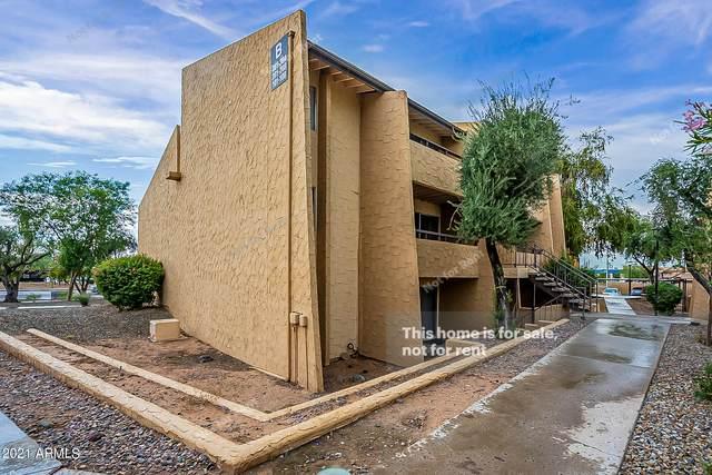 8055 E Thomas Road B204, Scottsdale, AZ 85251 (MLS #6303414) :: Elite Home Advisors