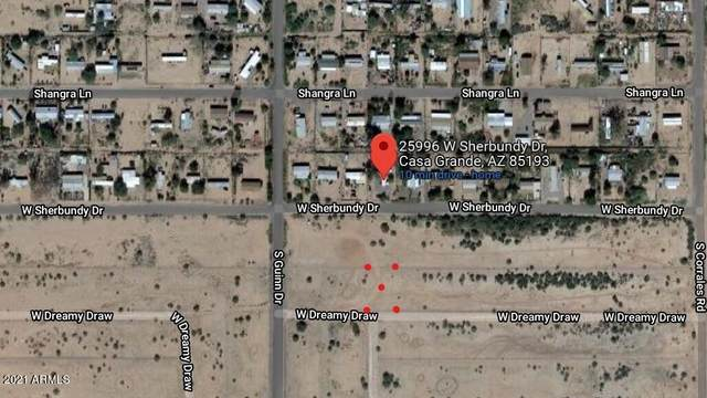 0 W Cg West Lot 3, Casa Grande, AZ 85193 (MLS #6303480) :: The Daniel Montez Real Estate Group