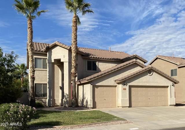 472 W Myrtle Drive, Chandler, AZ 85248 (MLS #6303484) :: My Home Group