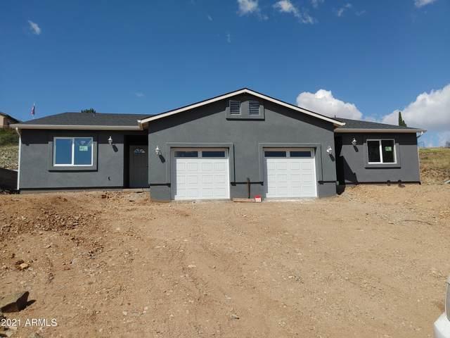 9060 E Lakeshore Drive, Prescott Valley, AZ 86314 (MLS #6303529) :: The Dobbins Team