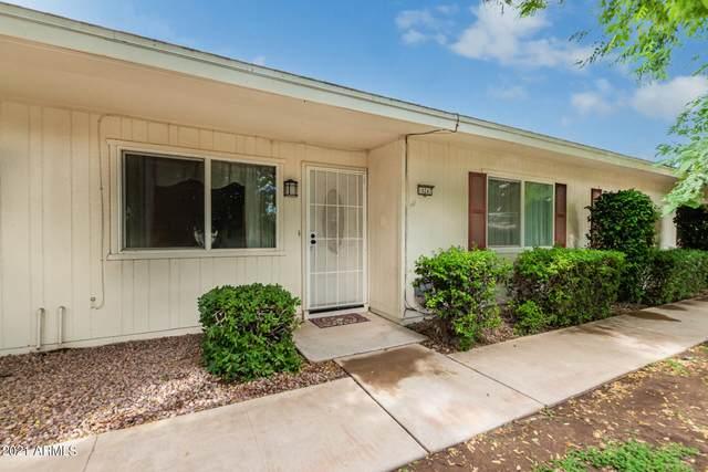 10247 N 108TH Avenue, Sun City, AZ 85351 (MLS #6303534) :: Elite Home Advisors