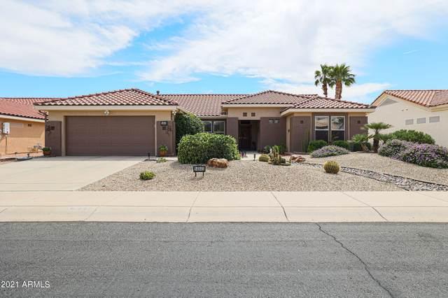 14845 W Tomahawk Way, Sun City West, AZ 85375 (MLS #6303537) :: Yost Realty Group at RE/MAX Casa Grande