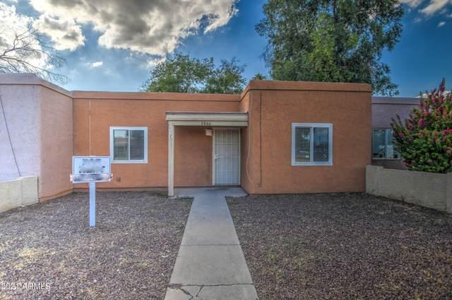 2846 N 46th Avenue #2, Phoenix, AZ 85035 (MLS #6303540) :: Yost Realty Group at RE/MAX Casa Grande