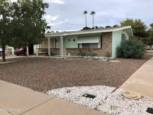 10834 W Deanne Drive, Sun City, AZ 85351 (MLS #6303561) :: Nate Martinez Team