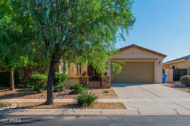 1813 W Horsetail Trail, Phoenix, AZ 85085 (MLS #6303564) :: Elite Home Advisors