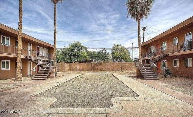 2923 N 38TH Street, Phoenix, AZ 85018 (MLS #6303565) :: Elite Home Advisors