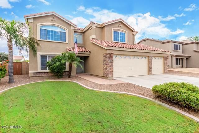 31661 N Desert Willow Road, San Tan Valley, AZ 85143 (MLS #6303577) :: Klaus Team Real Estate Solutions