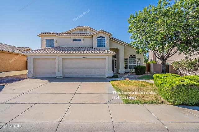 2417 E Rockledge Road, Phoenix, AZ 85048 (MLS #6303586) :: Elite Home Advisors