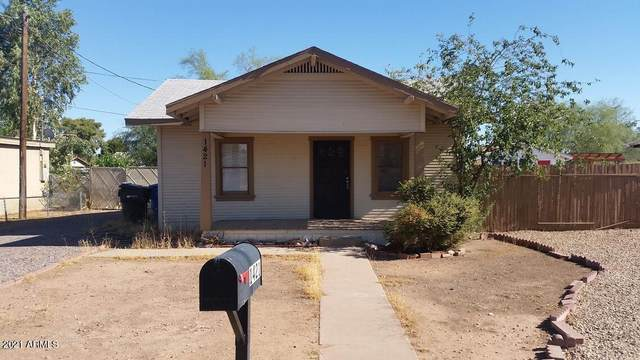 1421 E Virginia Avenue, Phoenix, AZ 85006 (MLS #6303638) :: Elite Home Advisors