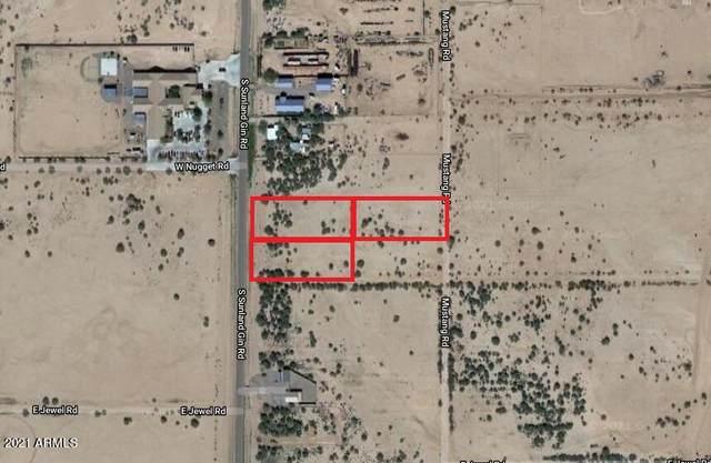 16455 S Sunland Gin Road, Arizona City, AZ 85123 (MLS #6303643) :: Service First Realty