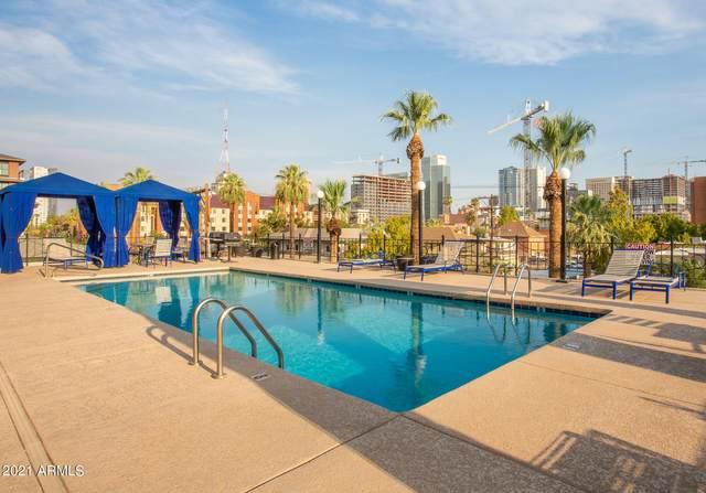 805 N 4th Avenue #107, Phoenix, AZ 85003 (MLS #6303646) :: The Garcia Group