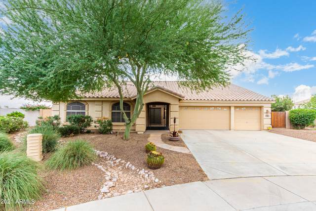 9017 S 48TH Drive, Laveen, AZ 85339 (MLS #6303657) :: Elite Home Advisors