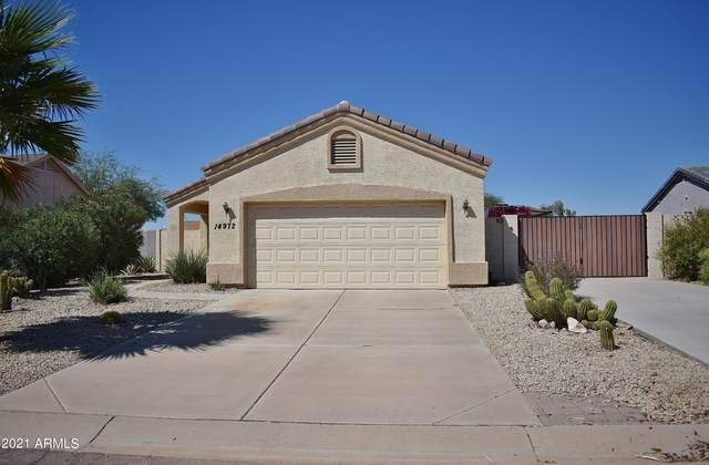 14972 S Redondo Road, Arizona City, AZ 85123 (MLS #6303665) :: The Daniel Montez Real Estate Group