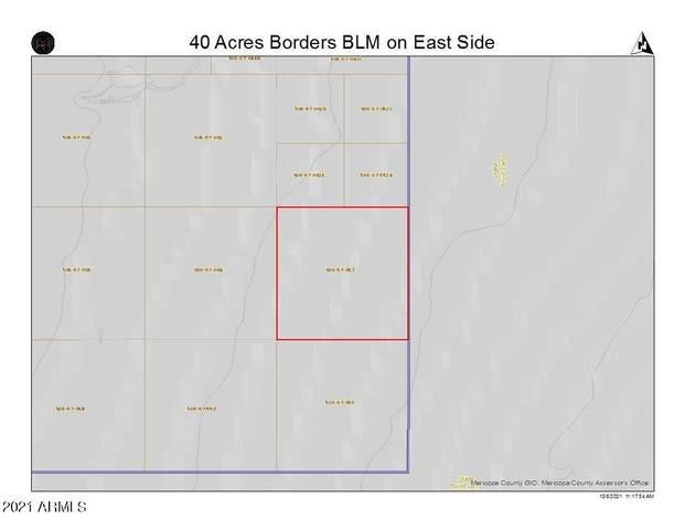 49600 appx N Centennial Circle, Wickenburg, AZ 85390 (MLS #6303673) :: The Luna Team