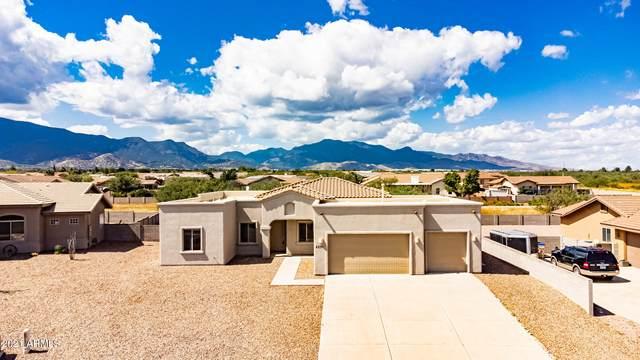 4250 S Morning Glory Court, Sierra Vista, AZ 85650 (MLS #6303687) :: Klaus Team Real Estate Solutions