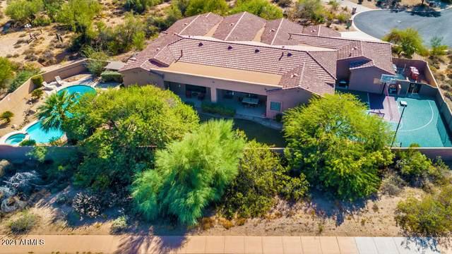 6990 E Buckhorn Trail, Scottsdale, AZ 85256 (MLS #6303727) :: Elite Home Advisors