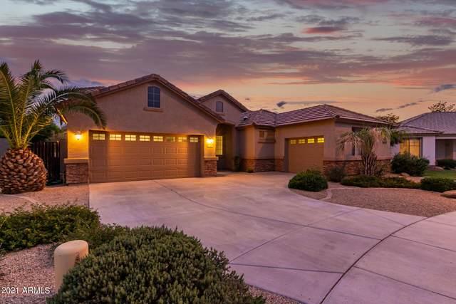 2883 E Palm Beach Drive, Chandler, AZ 85249 (MLS #6303756) :: The Daniel Montez Real Estate Group