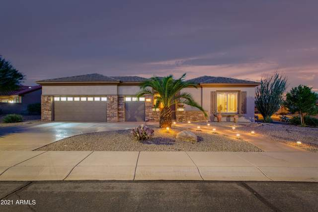 15571 W Prairie Dunes Drive, Surprise, AZ 85374 (MLS #6303764) :: Elite Home Advisors