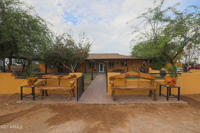 9618 S 31st Avenue, Laveen, AZ 85339 (MLS #6303768) :: Klaus Team Real Estate Solutions