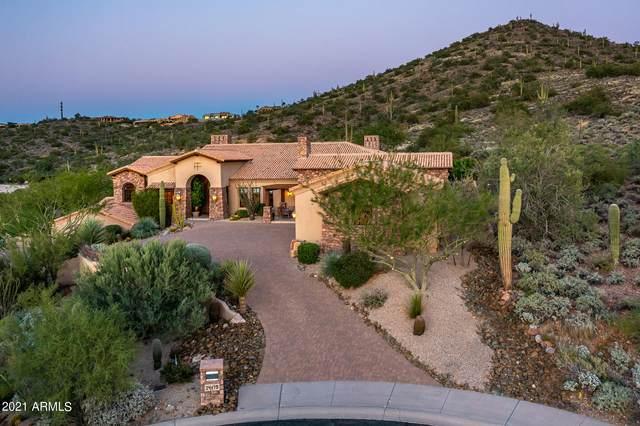14475 E Cortez Drive, Scottsdale, AZ 85259 (MLS #6303774) :: Dijkstra & Co.
