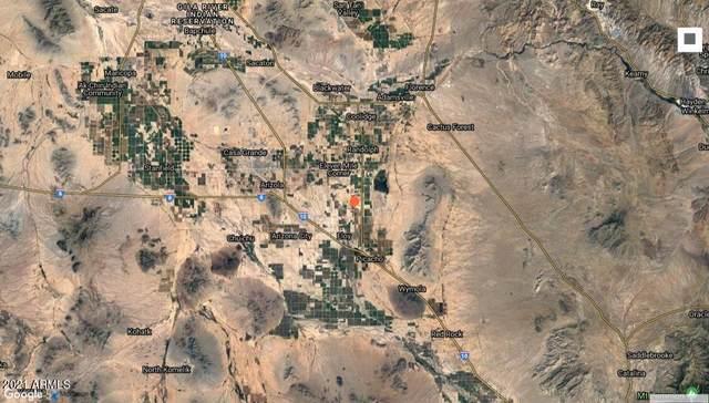 1940 E Hanna Road, Eloy, AZ 85131 (MLS #6303837) :: The Copa Team | The Maricopa Real Estate Company