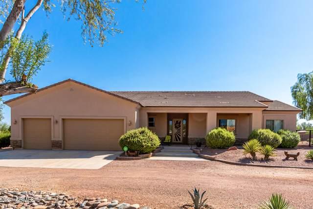 15145 W Peakview Road, Surprise, AZ 85387 (MLS #6303894) :: Elite Home Advisors