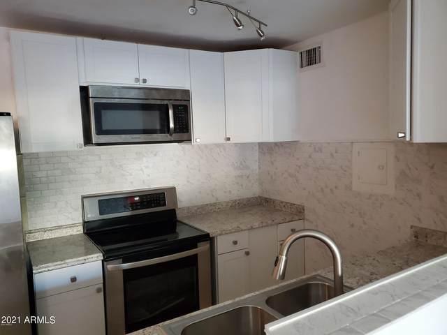 8055 E Thomas Road K101, Scottsdale, AZ 85251 (MLS #6303905) :: Elite Home Advisors
