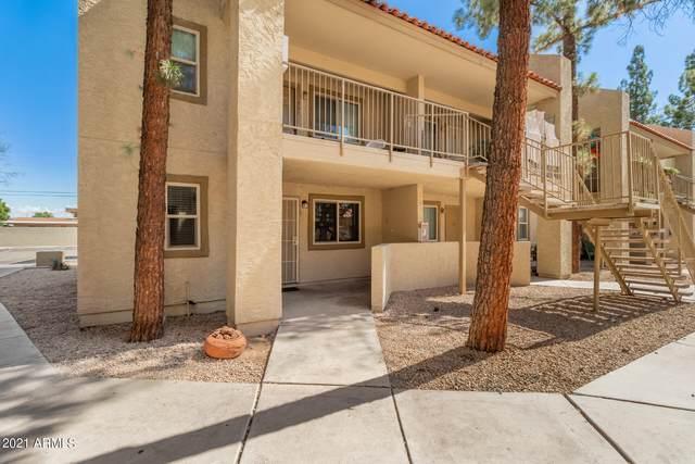 2220 W Dora Street #106, Mesa, AZ 85201 (MLS #6303918) :: The Daniel Montez Real Estate Group