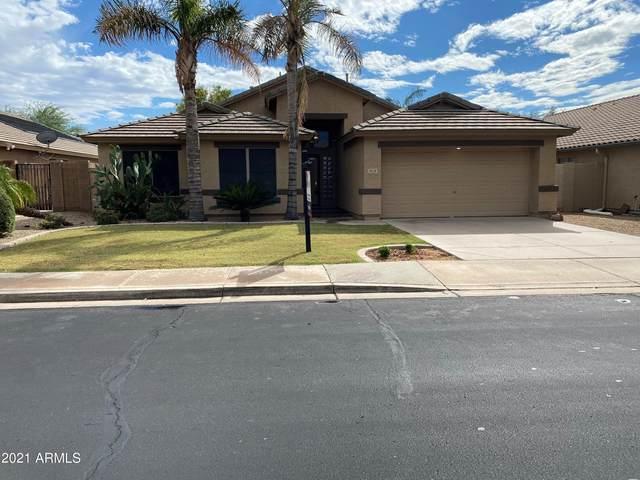 9539 E Osage Avenue, Mesa, AZ 85212 (MLS #6303920) :: Elite Home Advisors